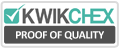 Click to verify KwikChex accreditation and to see the Business Profile.